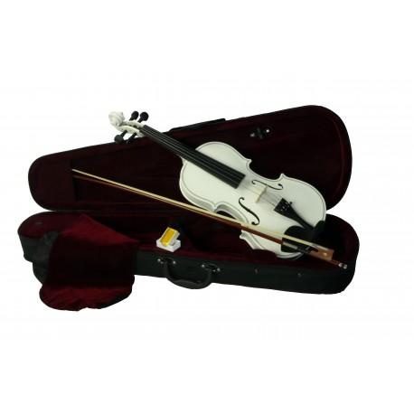 C370.144 Violin 4/4 Blanco