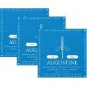 1ª Augustine Blue Tension Alta. Cuerda Primera para Guitarra Clasica