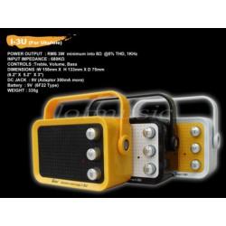 G3DC BK Amplificador de 3 W para Guitarra Electrica