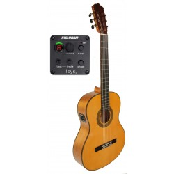 C320.590EQ Guitarra Flamenca Jose Gomez con Fishman