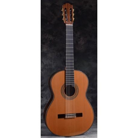 MTZ Clasica ESPAÑA -12C Guitarra maciza 12 C