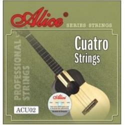 C302.ACU02 Cuerdas Cuatro Venezolano