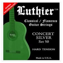 C302.050 Juego de Cuerdas Luthier Tension 50