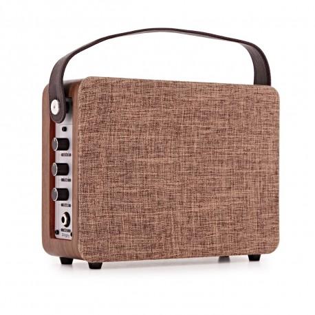 Belcat DINGHY Amplificador de 10 W para Ukelele y Guitarra con Bateria de Litio y Bluetooth