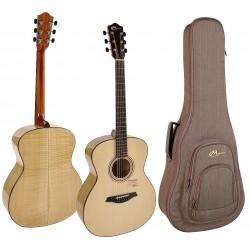 Mayson M7/S Guitarra Acustica m7s arce rizado
