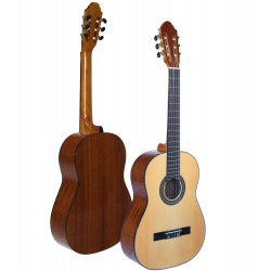 C320.202 Brillo Guitarra Clasica de Sapeli Jose Gomez