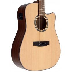 ALVAREZ AV-56 Guitarra Acustica tapa maciza y fishman