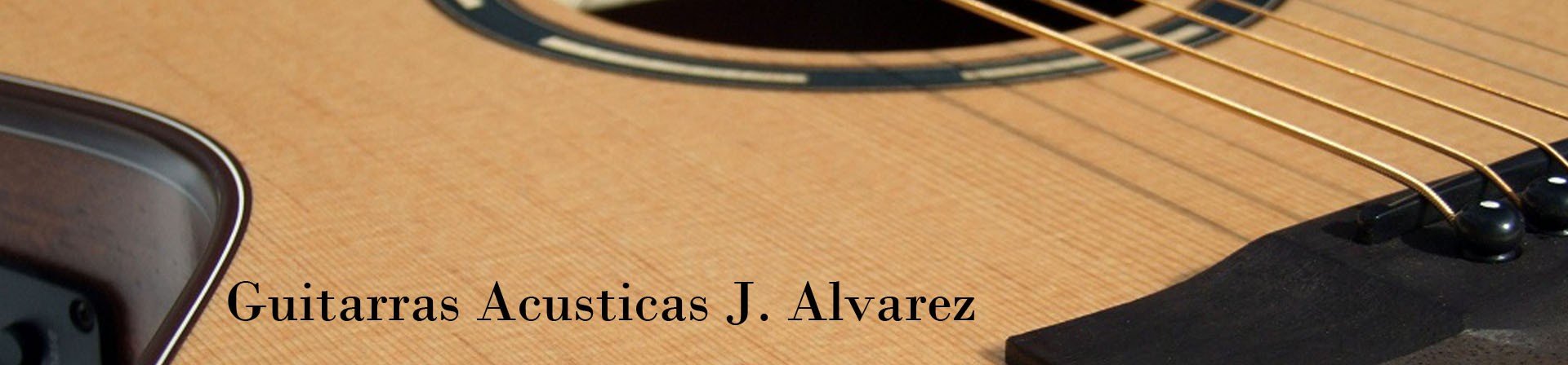 guitarras j. alvarez