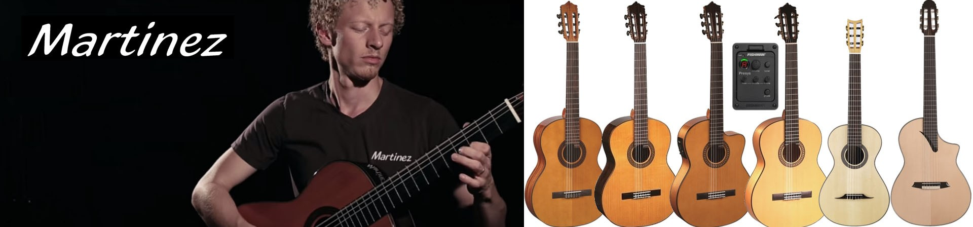 Guitarras Martinez